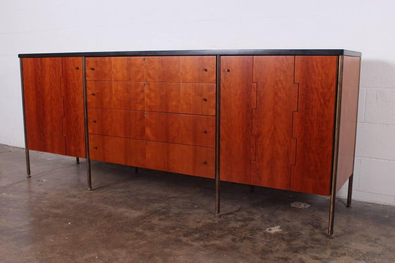 Mid-20th Century Cabinet by Milo Baughman for Directional For Sale