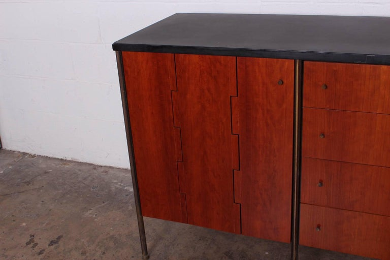 Cabinet by Milo Baughman for Directional For Sale 1
