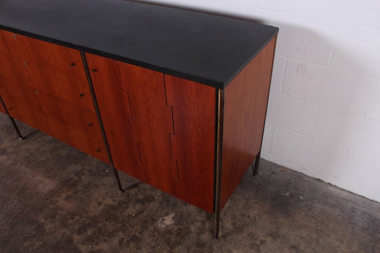 Cabinet by Milo Baughman for Directional For Sale 5