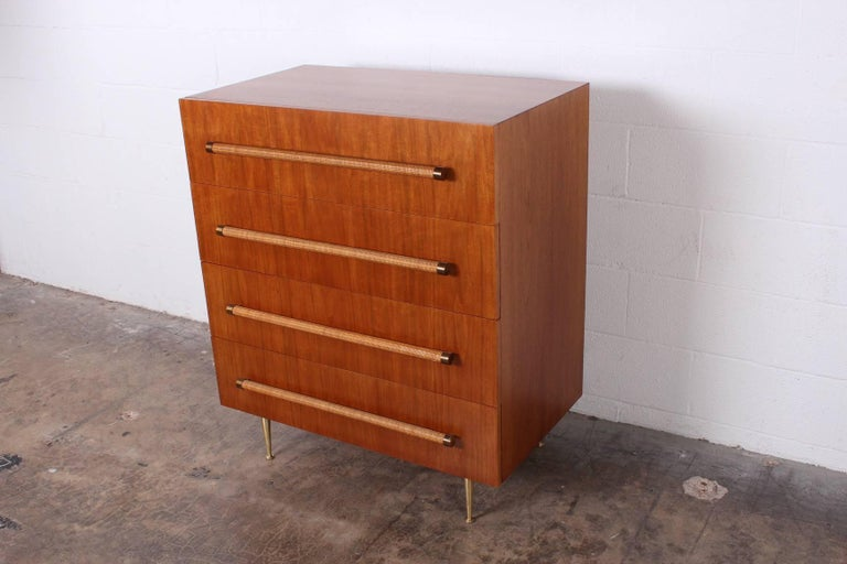 Dresser by T.H. Robsjohn-Gibbings In Excellent Condition For Sale In Dallas, TX