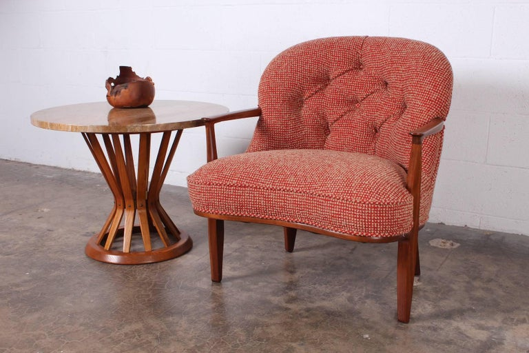 Dunbar Sheaf of Wheat Table by Edward Wormley For Sale 5