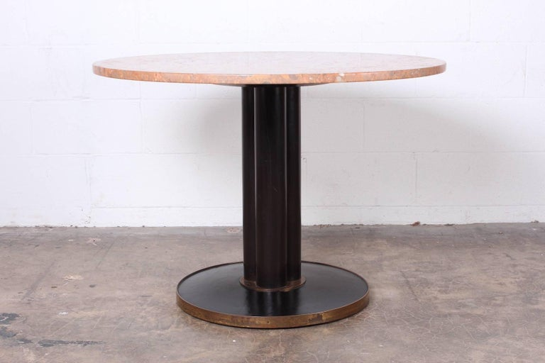 Game Table by Edward Wormley for Dunbar 2