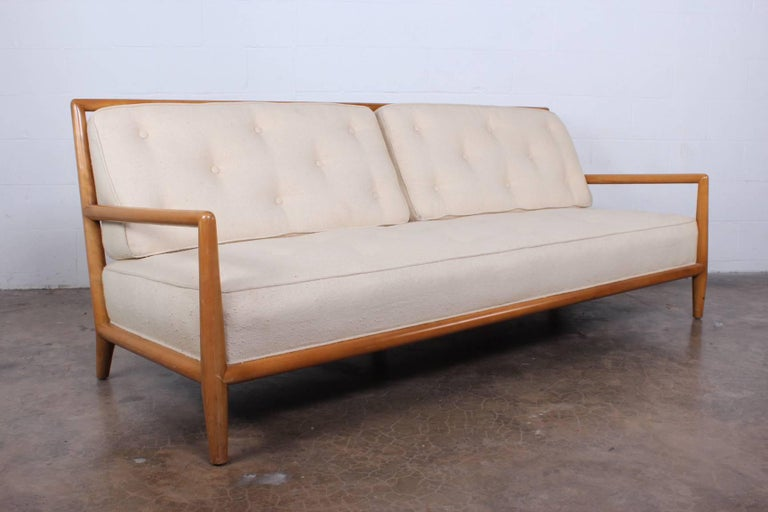 Sofa by T.H. Robsjohn-Gibbings for Widdicomb For Sale 3