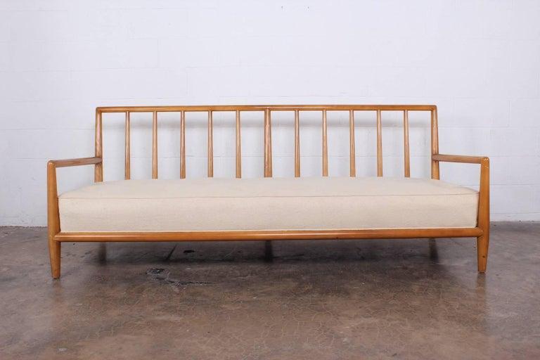 Sofa by T.H. Robsjohn-Gibbings for Widdicomb For Sale 1