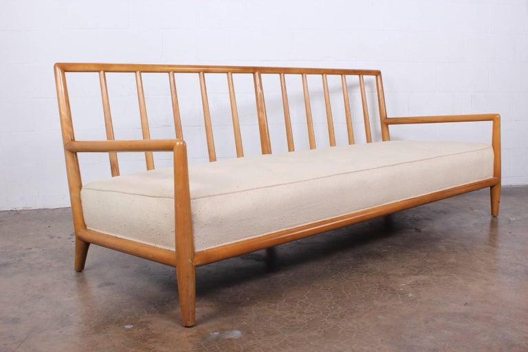 Sofa by T.H. Robsjohn-Gibbings for Widdicomb For Sale 5
