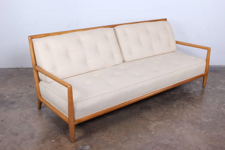 Sofa by T.H. Robsjohn-Gibbings for Widdicomb For Sale 2
