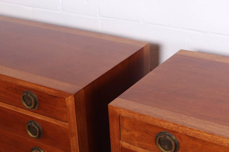 Pair of Chests by Edward Wormley for Dunbar 4