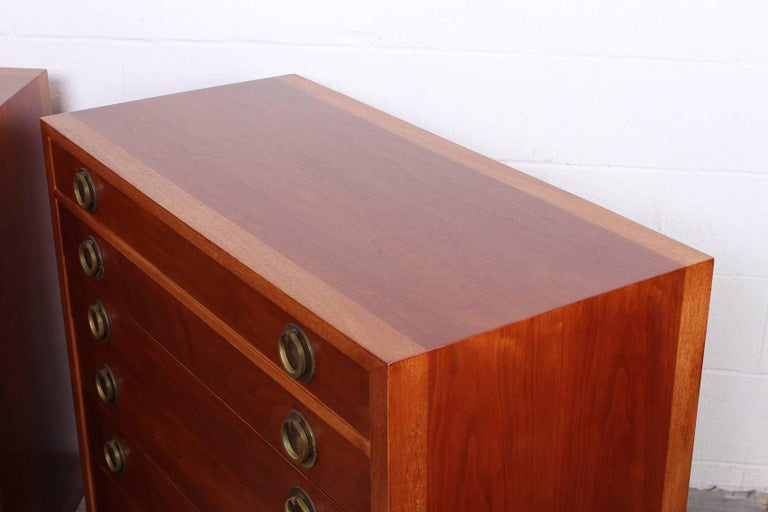 Pair of Chests by Edward Wormley for Dunbar 7