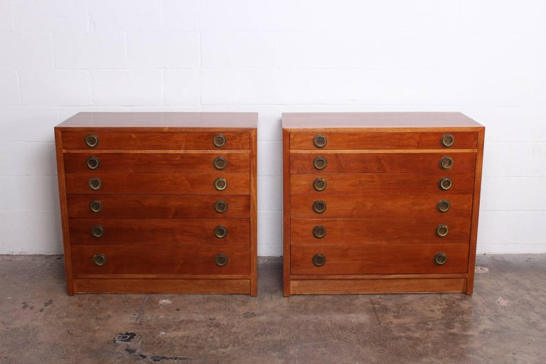 Pair of Chests by Edward Wormley for Dunbar 2
