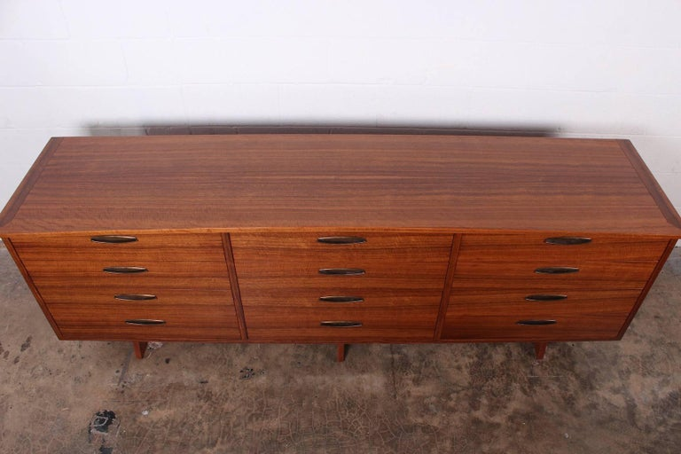 George Nakashima for Widdicomb Dresser 8