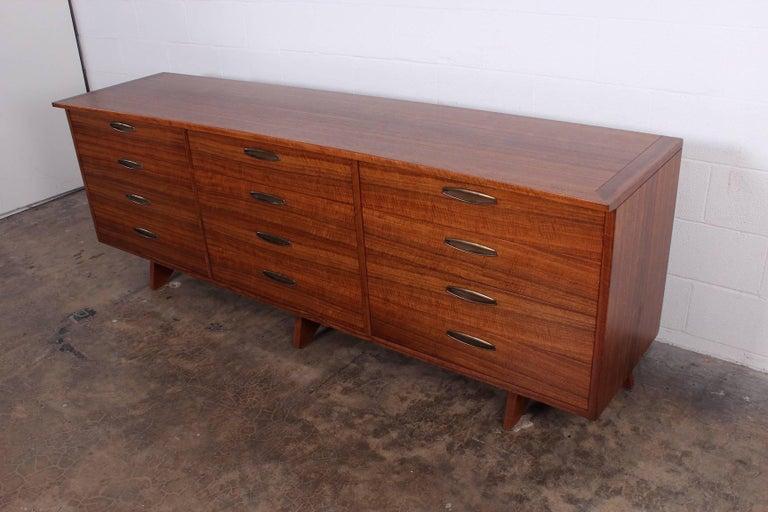George Nakashima for Widdicomb Dresser 6