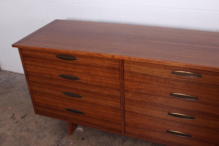 Mid-20th Century George Nakashima for Widdicomb Dresser For Sale