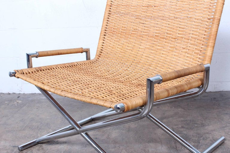 Ward Bennett Sled Chair For Sale 5