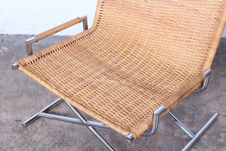 Ward Bennett Sled Chair For Sale 7