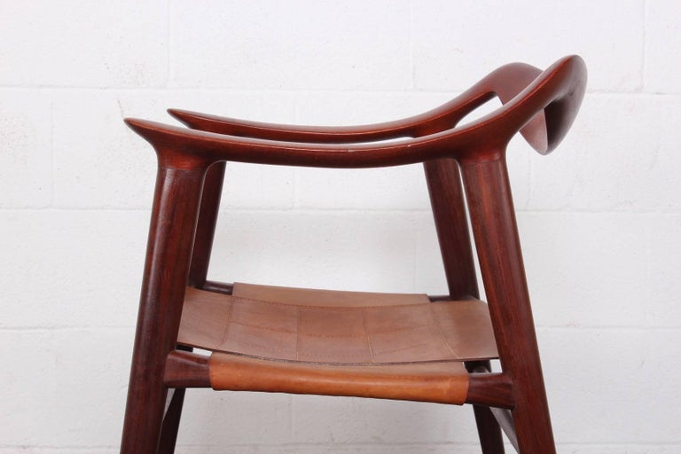 Bambi Chair by Rastad and Relling For Sale 3