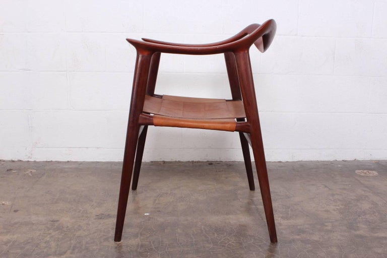 Bambi Chair by Rastad and Relling For Sale 4