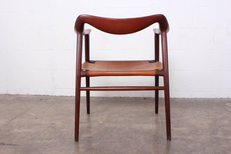 Bambi Chair by Rastad and Relling For Sale 6