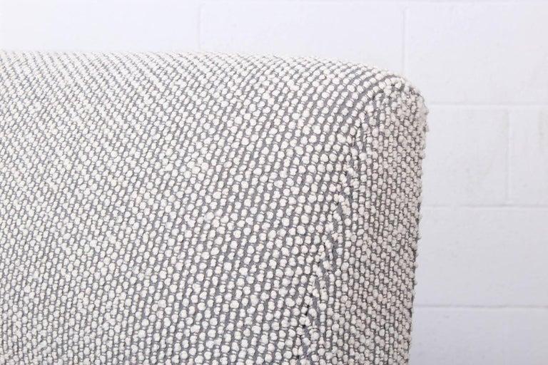 Armless Sofa by Edward Wormley for Dunbar For Sale 2