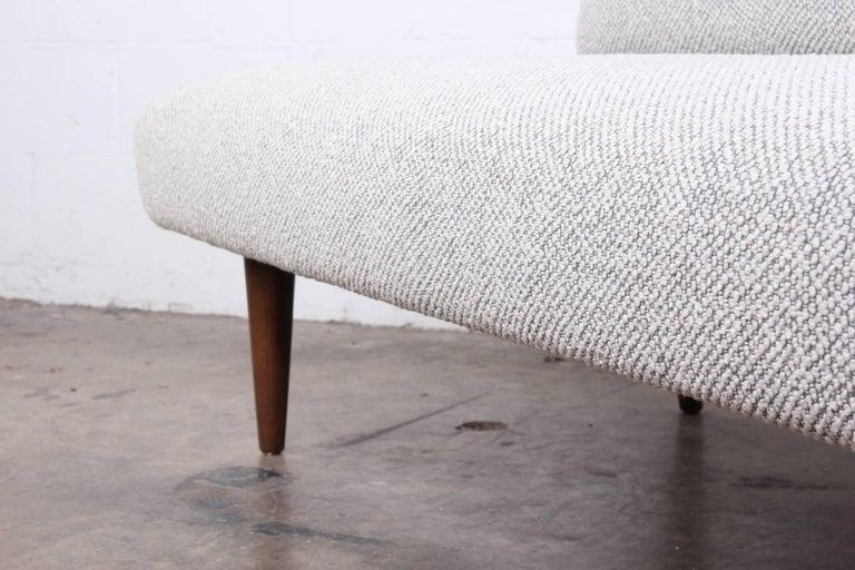 Armless Sofa by Edward Wormley for Dunbar For Sale 3