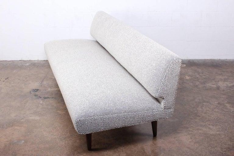 Armless Sofa by Edward Wormley for Dunbar For Sale 4