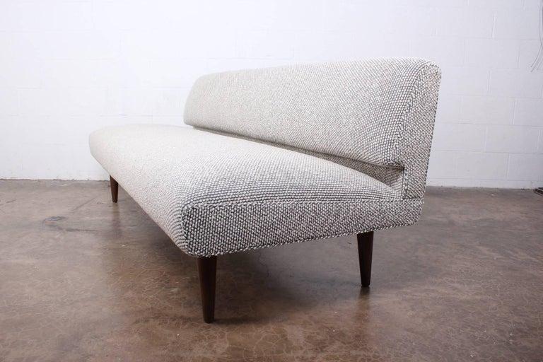 Armless Sofa by Edward Wormley for Dunbar For Sale 6