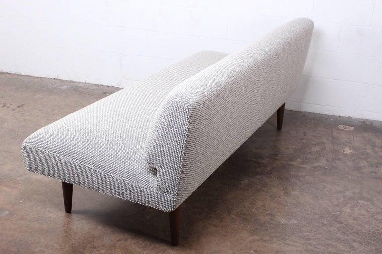 Armless Sofa by Edward Wormley for Dunbar For Sale 7