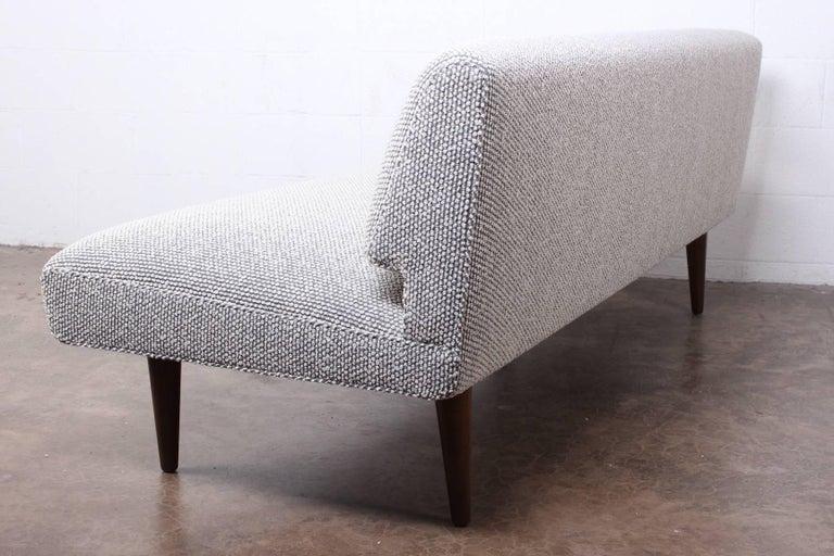Armless Sofa by Edward Wormley for Dunbar For Sale 8