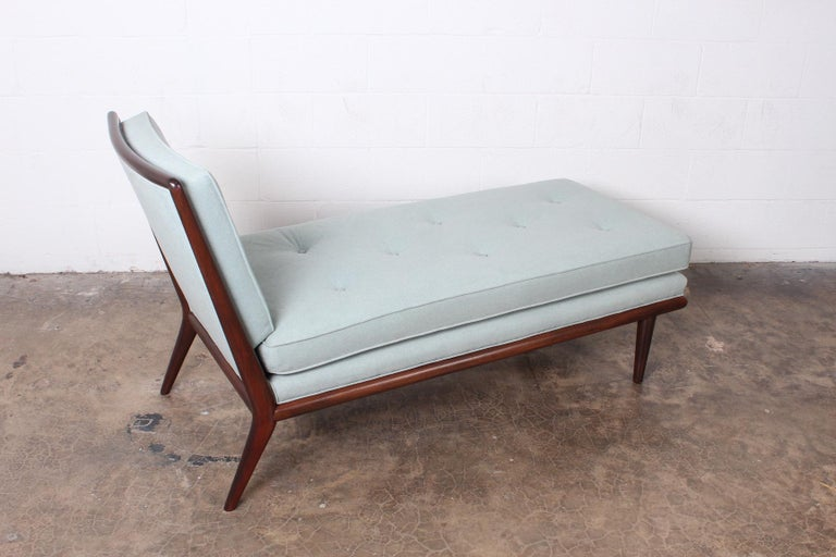 Chaise Lounge by T.H. Robsjohn-Gibbings For Sale 1