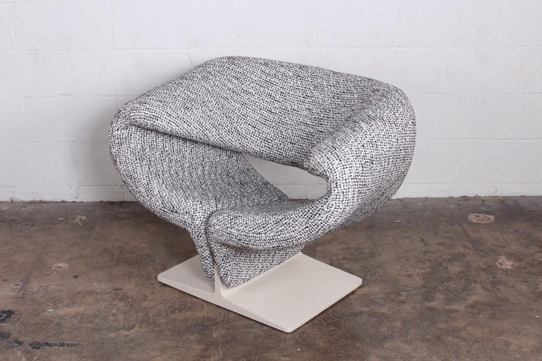 Mid-20th Century Pierre Paulin for Artifort Ribbon Chair For Sale