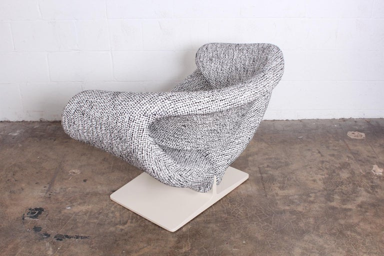 Pierre Paulin for Artifort Ribbon Chair For Sale 5