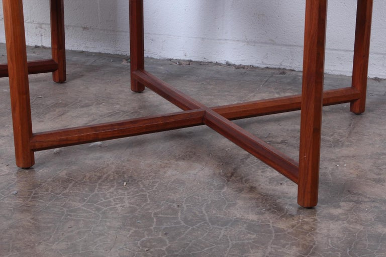 Pair of Tables by Edward Wormley for Dunbar For Sale 1