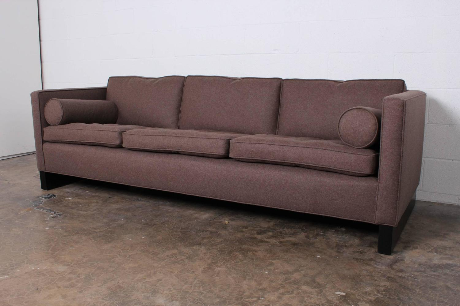Sofa Designed By Mies Van Der Rohe For Knoll For Sale At