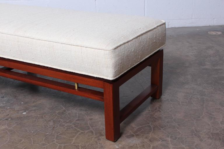 Bench by Edward Wormley for Dunbar For Sale at 1stdibs