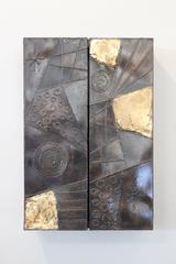 Paul Evans Wall Mount Cabinet PE-39