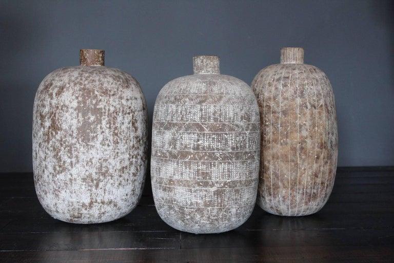 "Claude Conover Vase ""Tetela"" 8"