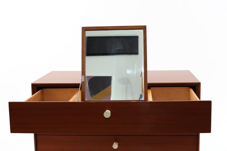 Rare George Nelson Herman Miller Thin Edge Chest For Sale 4