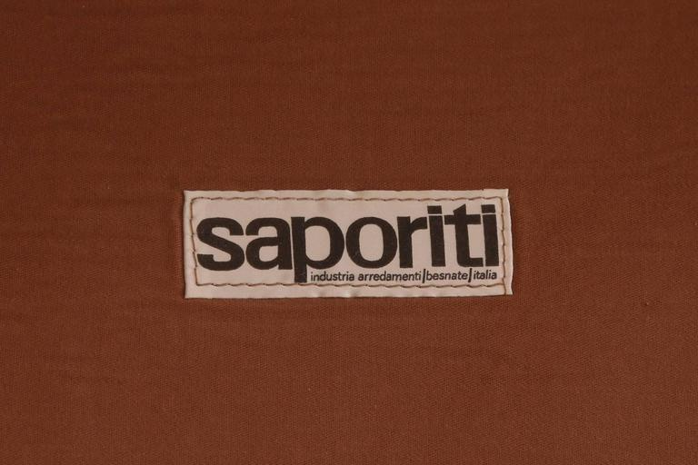 Rare Alberto Rosselli for Saporiti Sectional Sofa 6