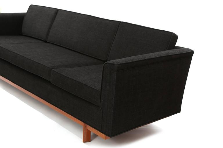 Frank Lloyd Wright For Heritage Henredon Sofa Circa Early 1960u0027s. This  Example Has A Solid