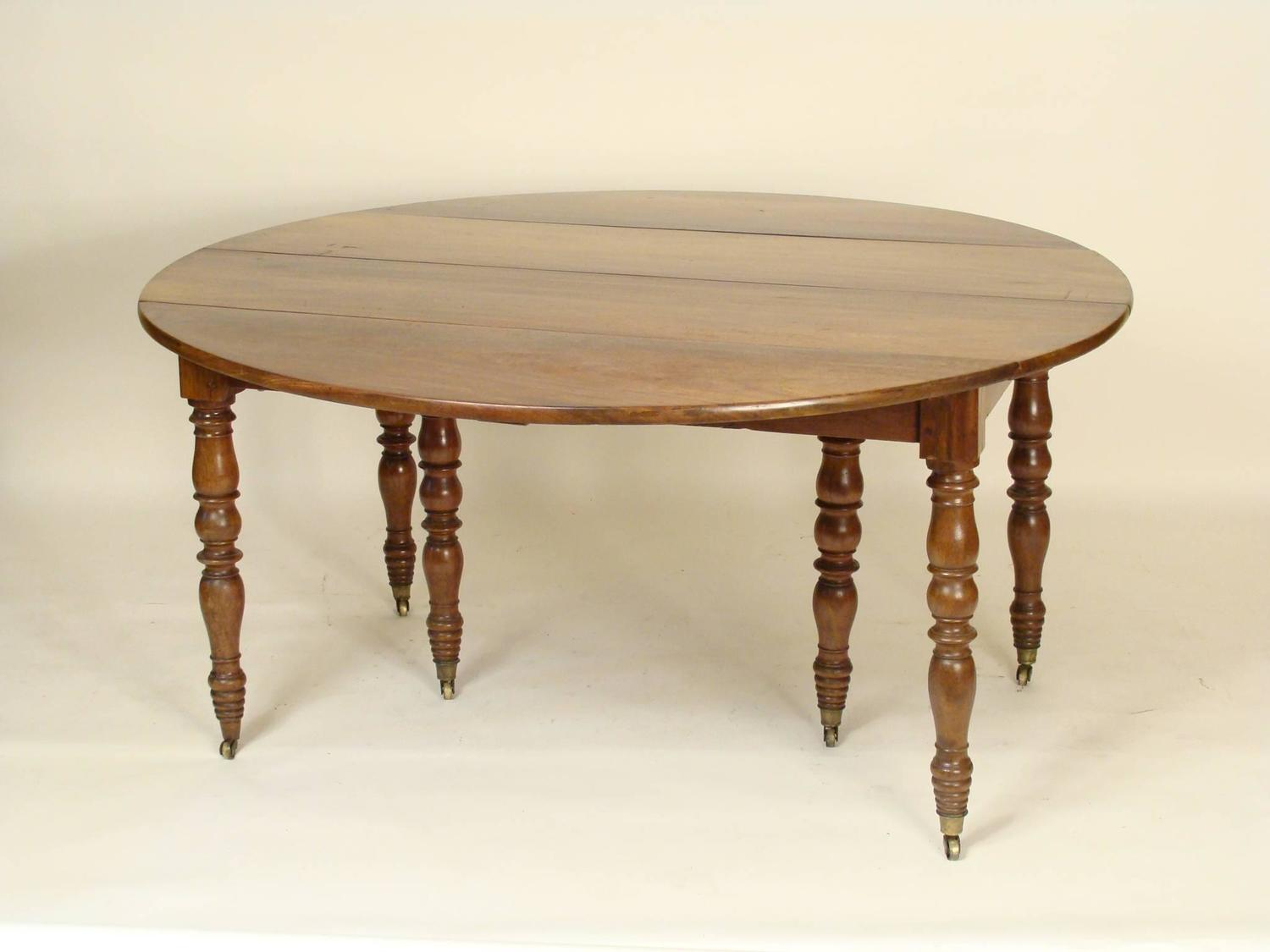 Louis philippe dining table at 1stdibs for Table louis philippe