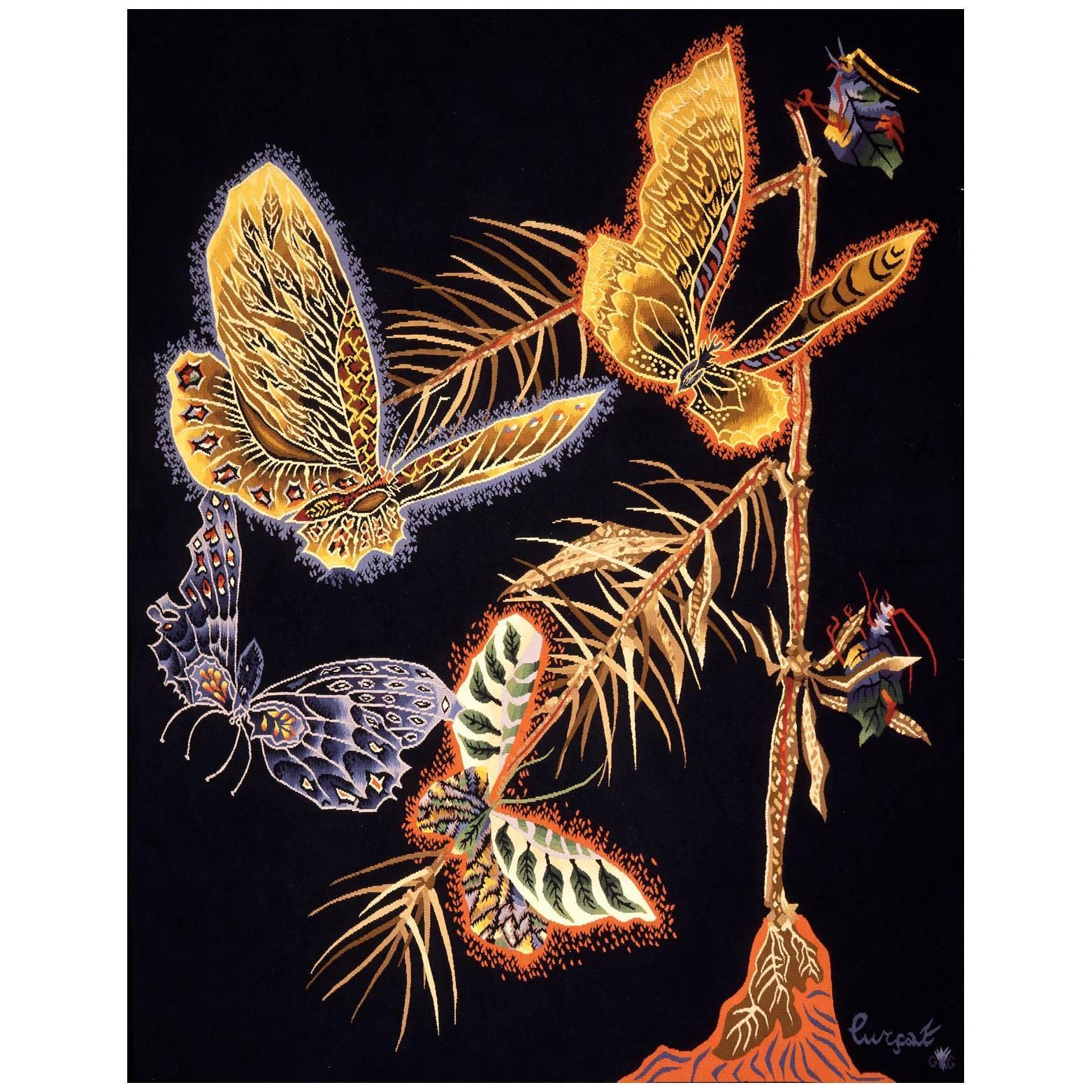 Jean Lurcat Aubusson Tapestry
