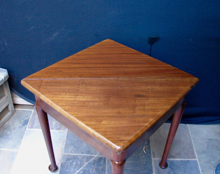 English George II Envelope Table For Sale