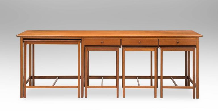 John Kandell, Rare and Early Swedish Low Sideboard and