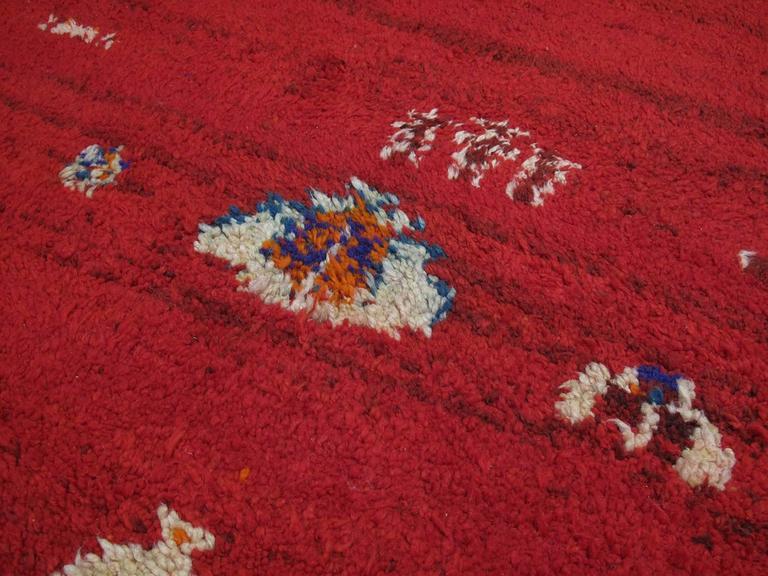Rehamna Moroccan Berber Rug 6