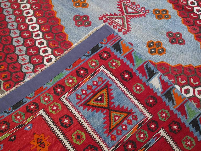 Superb Antique Sharkisla Kilim For Sale 3