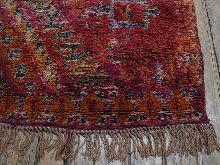 Beni Mguild Moroccan Berber Carpet For Sale 2