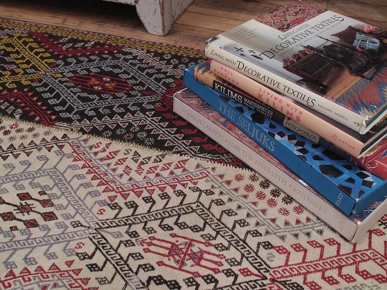 "Wool Fantastic and Massive Sivas ""Jijim"" For Sale"