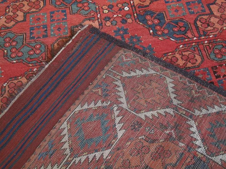 Antique Ersari Main Carpet For Sale 2