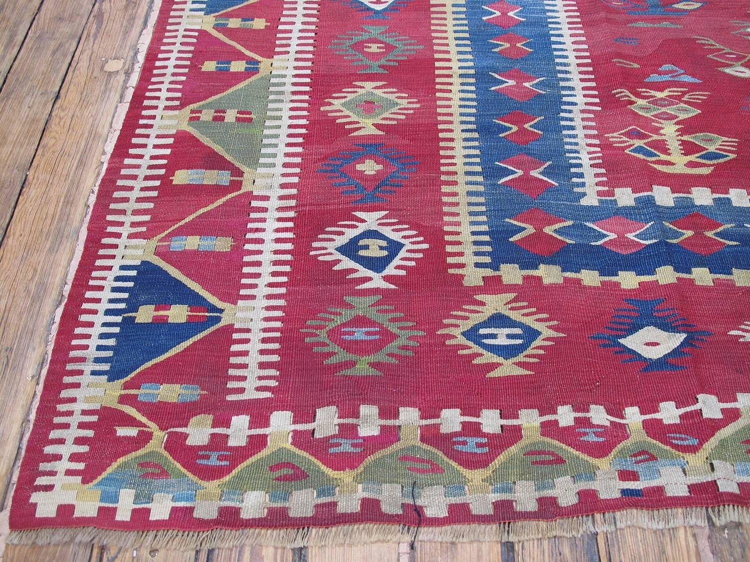 Antique Sharkoy Kilim For Sale At 1stdibs