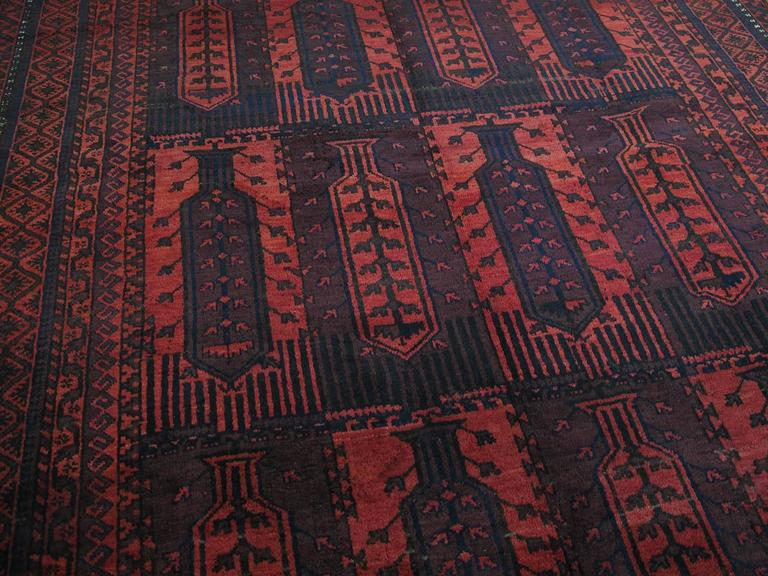 Large Baluch Tribal Carpet 3