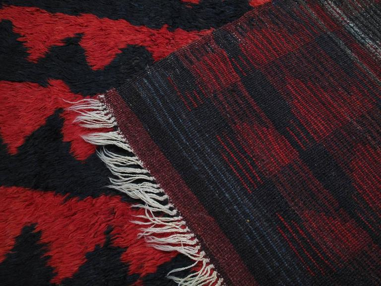 """Sawtooth"" Tulu Rug For Sale 1"